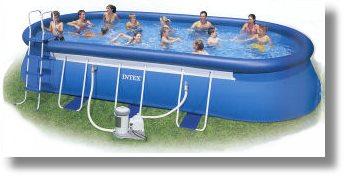 intex ersatz filterpumpe 56636 pools schwimmbecken 5700 l std neu nur pumpe ebay. Black Bedroom Furniture Sets. Home Design Ideas