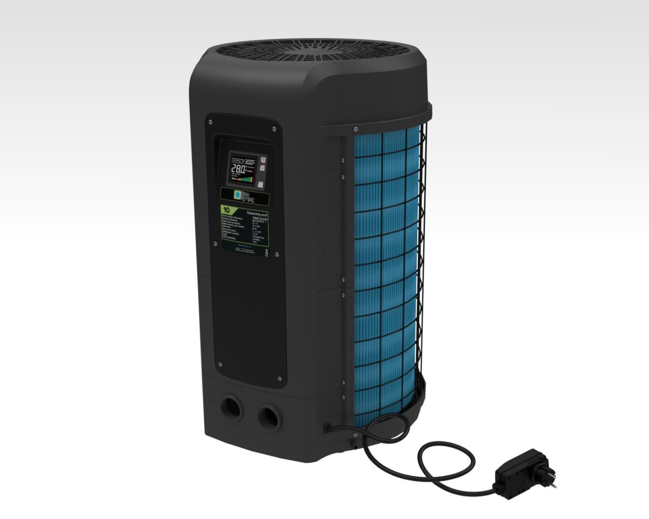 Wärmepumpe SunSpring 14 Plug & Play 13,7 KW Heizleistung