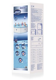 Bestway stahlwandpool set hydrium splasher 360x90 56377 for Stahlwandpool set angebote