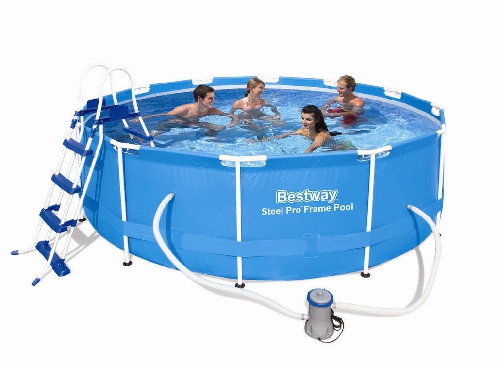 Bestway Steel Pro Pool Set 366x100 56418