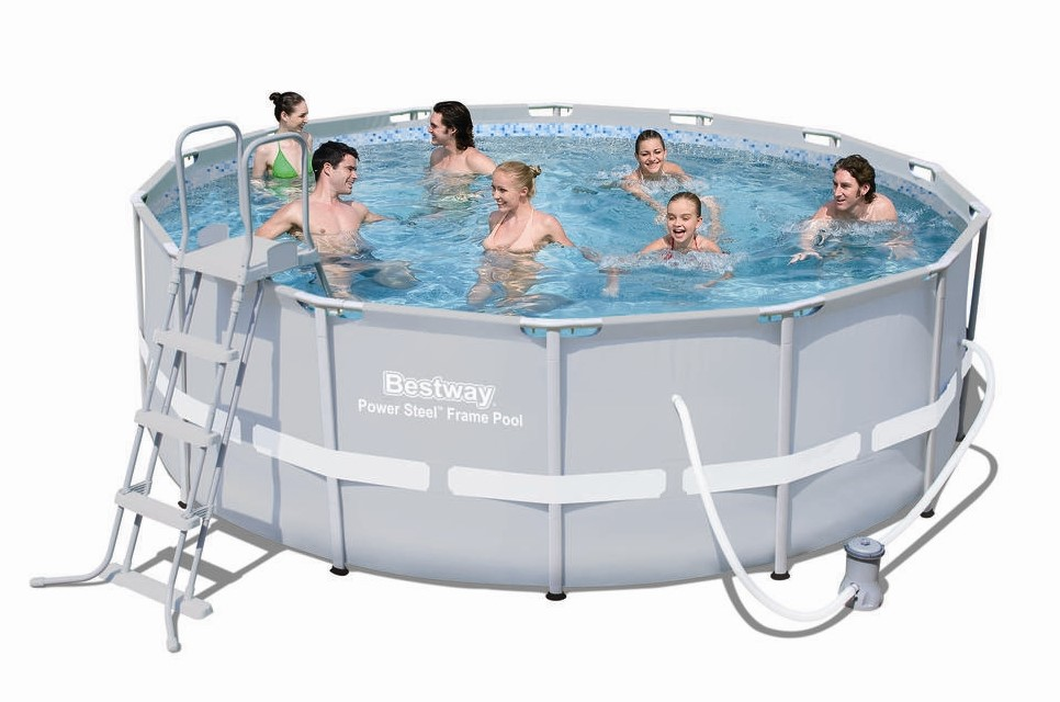 Bestway Steel Pro Pool Set 427x122 56444