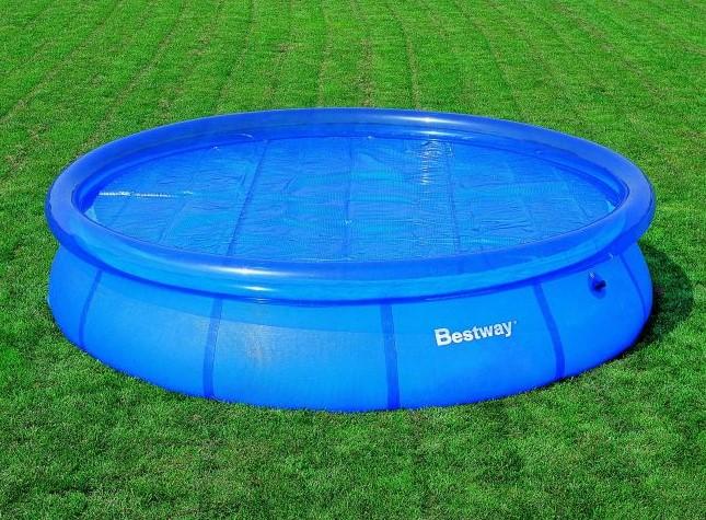 Bestway Solarplane für 366 cm Fast Set Pool 58062