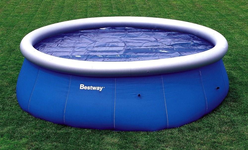 Bestway Solarplane für 457 cm Easy-Pool 58065