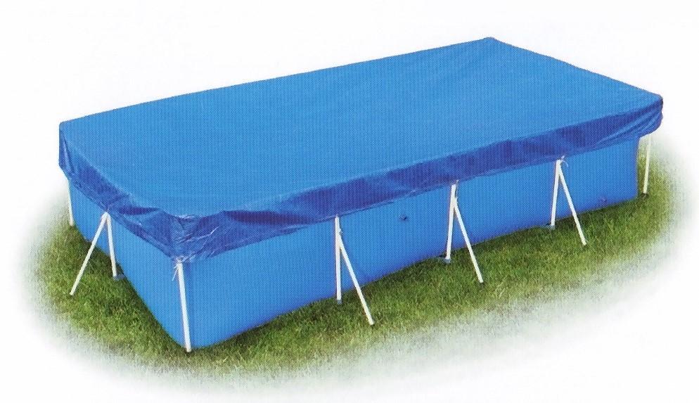 Bestway Abdeckplane 3 x 2 Meter für Frame Pools 58106