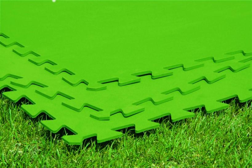 Bestway Bodenplatten Poolbodenschutz 9x(78x78cm) 5m² 58636