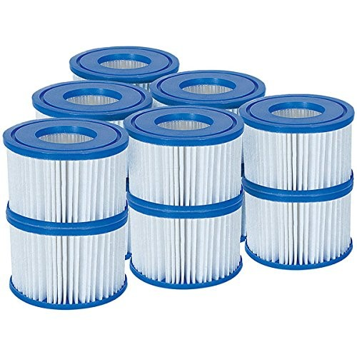 Bestway FILTER Gr.VI für Lay-Z-Spa 12er Set 60311 / 58323