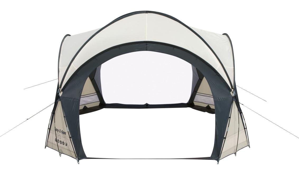 bestway lay z spa dome poolzelt pavillon 58460 On billige stahlwandpools