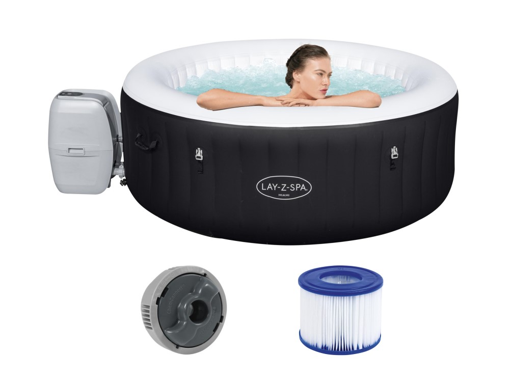 Bestway Whirlpool Lay-Z-SPA Miami 60001