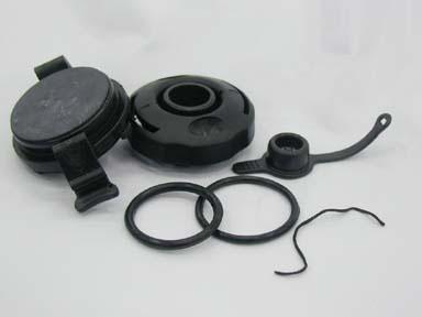 3-in1 Ersatz Ventil + Deckel für Intex Luftbetten 10650