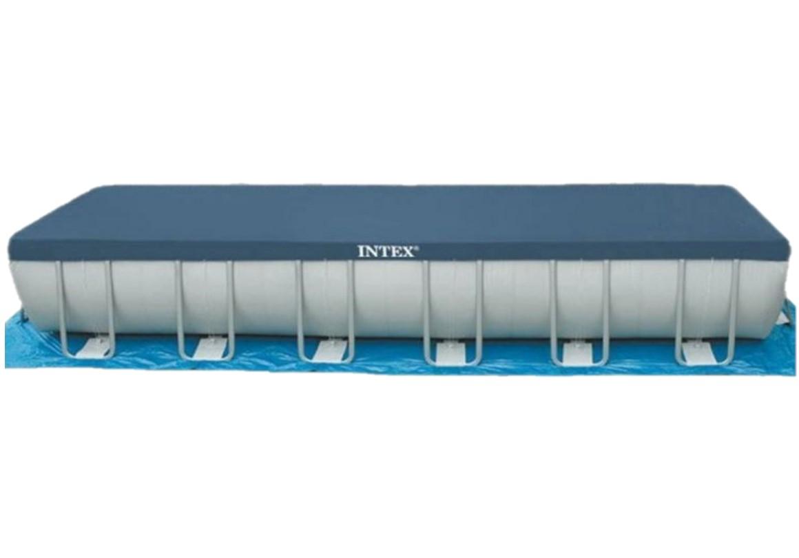Intex Abdeckplane für Frame Pool 732x366 18936