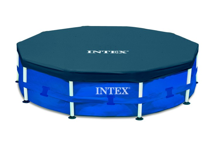 Intex Abdeckplane 457cm für Metal Frame Pool 28032