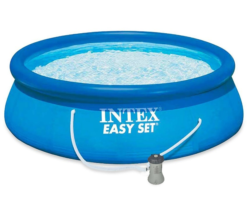 INTEX Swimming Pool Easy Set 396x84cm 28142 GS