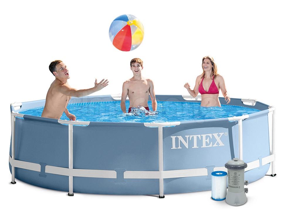 INTEX Prism Frame Pool 366x76 26712