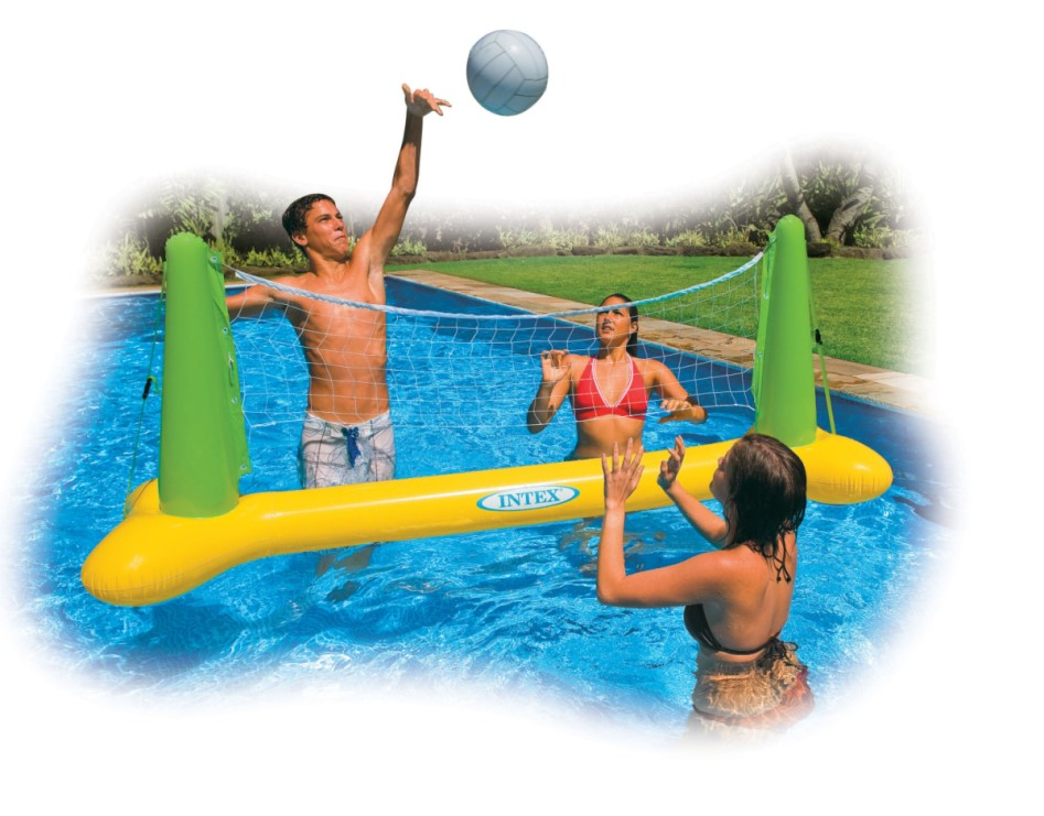 INTEX Pool Volleyball-Set 56508