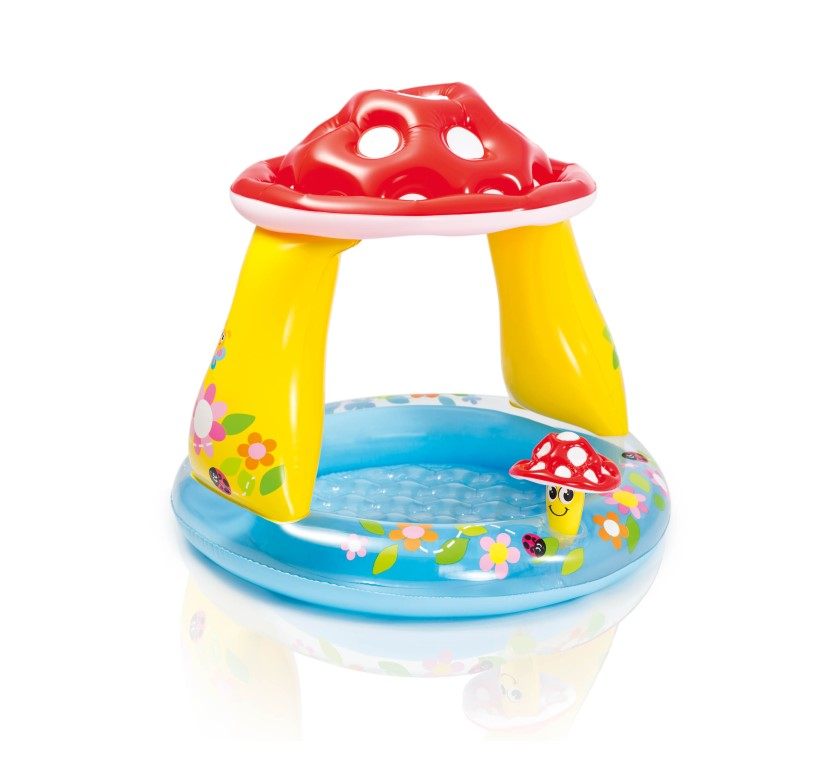 INTEX Baby Pool im Plizdesign 57114