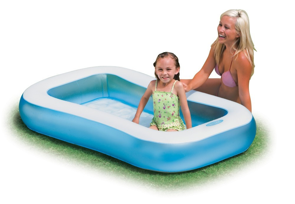 INTEX Rectangular Baby Pool 57403