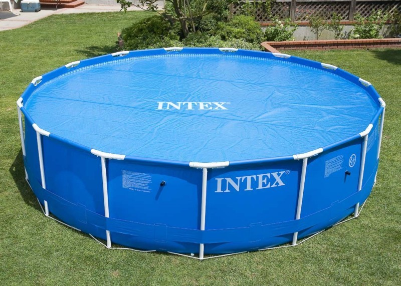 Intex Solarplane für 488 Pools 29024