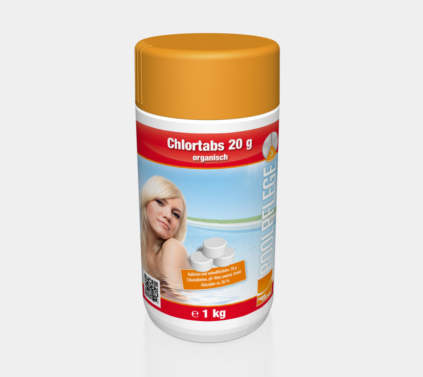 Chlortabs 20g - 56%