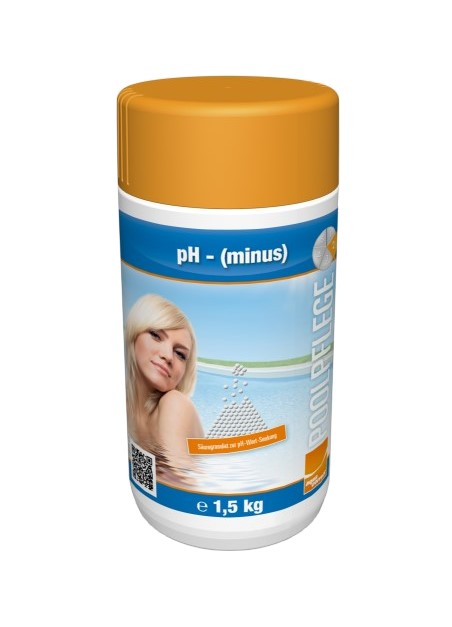 pH-Minus Granulat 1,5 kg 0753001