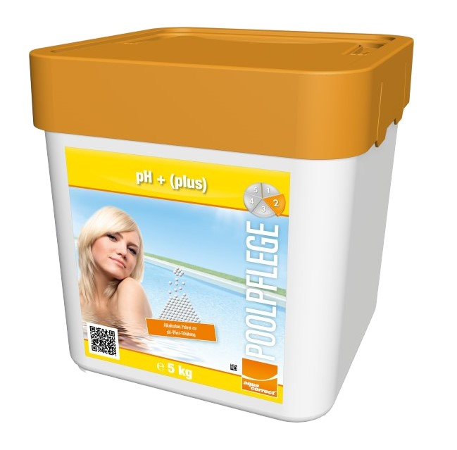 pH-Plus Granulat 5 kg 753205